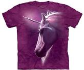 The Mountain Purple Divine Unicorn Tee - Toddler & Girls