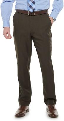 Croft & Barrow Big & Tall Classic-Fit Easy-Care Flat-Front Dress Pants
