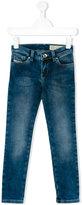 Diesel Skinzee jeans - kids - Cotton/Polyamide/Spandex/Elastane - 6 yrs