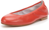 French Sole Rhyme Ballet Flat