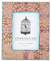 Shiraleah Bazaar Print Frame