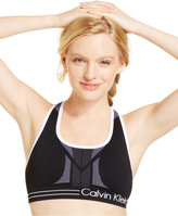 Calvin Klein Performance Reversible Crossback Mid-Impact Sports Bra