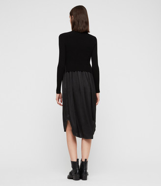 AllSaints Kowlo Shirt Dress