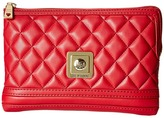 Love Moschino Quilted Clutch Crossbody