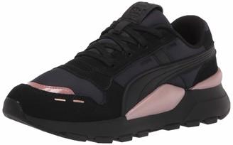 Puma Women's RS Sneaker Ebony Black 11