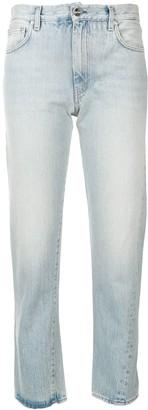Totême Cropped Slim Jeans