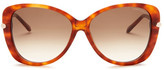 Tom Ford Women&s Linda Butterfly Sunglasses