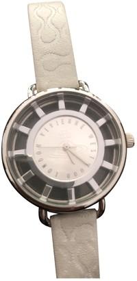 Vivienne Westwood Grey Steel Watches