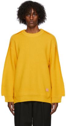 Ambush Yellow Fin Sweater
