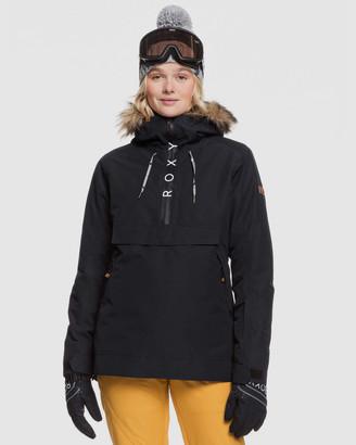 Roxy Womens Shelter Snow Jacket