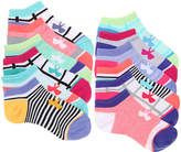 Under Armour Girls Next Essential Youth No Show Socks - 6 Pack