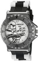 Star Wars Men's STM1150 Analog Display Analog Quartz Watch
