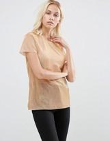 Selected Hina Short Sleeve Top