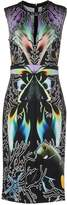 Just Cavalli Knee-length dresses - Item 34671469