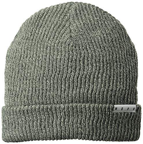 c052c1783 Heather Fold Cuffed Beanie Unisex Best Soft Winter Hat Cap