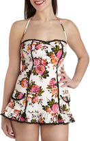 Betsey Johnson View From the Topiary One Piece