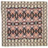 Sole Society Baroque Pattern Wrap Scarf