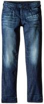 True Religion Fashion Geno Single End Jeans in Dresden Blue Boy's Jeans