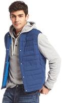Gap ColdControl Lite canvas puffer vest