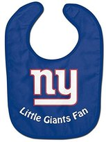 New York Giants Baby Bib - All Pro Little Fan by Hall of Fame Memorabilia
