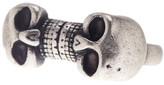 Steve Madden Double Skull Ring