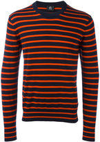 Paul Smith striped jumper - men - Cotton - XL
