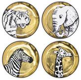 Jonathan Adler Animalia Coasters - Set of 4