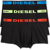 Diesel Men's 3 Pack Boxer Briefs