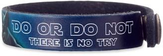 Disney Yoda Leather Bracelet Star Wars Personalizable