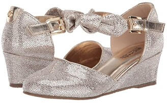 MICHAEL Michael Kors Kids Bijou Seti (Little Kid/Big Kid) (Sand) Girl's Shoes