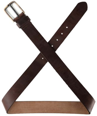 Cuater By Travis Mathew Brass Tacks Leather Belt