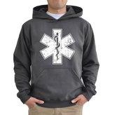 Eddany EMS Star of life Paramedic Hoodie