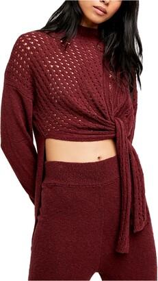 Free People Harper Knit Sweater & Pants