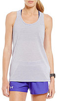 Under Armour Threadborne Grid Tank