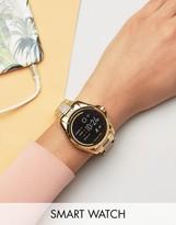 Michael Kors Access Gold Glitter Bradshaw Smart Watch