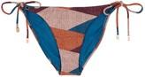 Vix Paula Hermanny V I X Paula Hermanny Ananda Printed Bikini Briefs