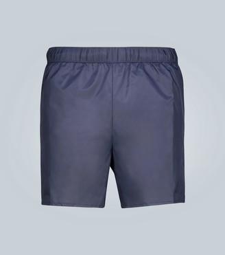 Acne Studios Warrick nylon swim shorts