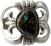 One Kings Lane Vintage Native American-Style Silver Cuff