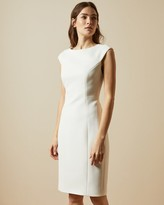 Thumbnail for your product : Ted Baker Boat Neck Midi Dress