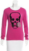 Lucien Pellat-Finet Embellished Cashmere Sweater