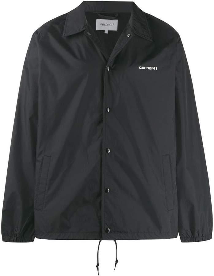 d2fe36fce4a Carhartt Black Men's Jackets - ShopStyle