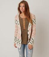Gimmicks Southwestern Cardigan Sweater