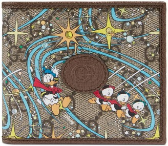 Gucci Disney x Donald Duck billfold wallet