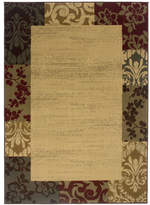 "Oriental Weavers Area Rug, Amelia 2166J 2'6"" X 7'9"""