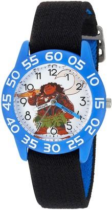 Disney Boys' Moana Analog-Quartz Watch with Nylon Strap