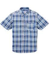 Lambretta Multi Check SS Shirt Long