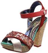 Irregular Choice Women Whoopi Do Platform Sandals,39 EU