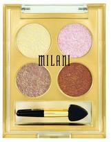 Milani Fierce Foil Eyeshadow Quartette