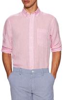 Hickey Freeman Button-Down Sportshirt