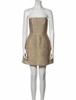 Thumbnail for your product : Ter Et Bantine Strapless Mini Dress